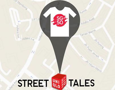 Uniqlo Street Tales