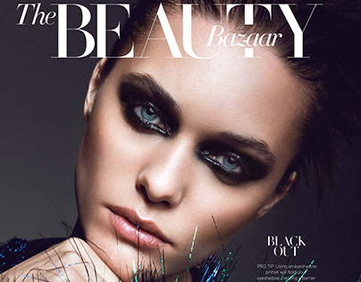 Beauty Harper's Bazaar.