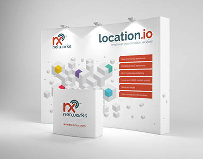 RX Networks Trade Display