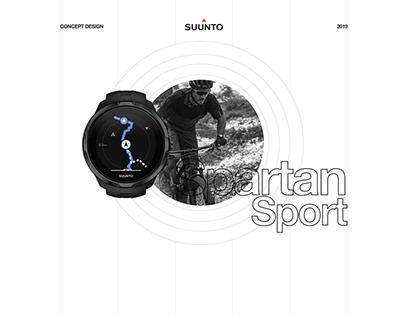 SUUNTO - Spartan Sport