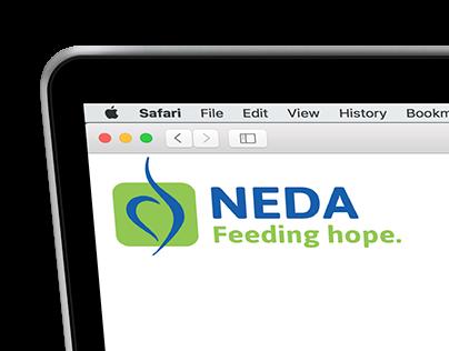 National Eating Disorder Website Re-Design