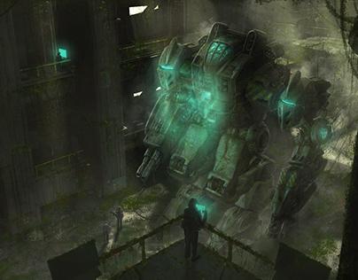 M.E.C.H. : The Reboot