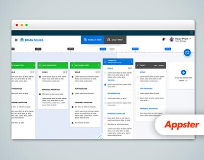 Weekly Coaching Conversation Web Application