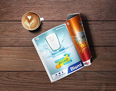 Bismi,Bismideal Offer poster Design