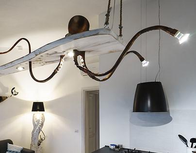 Octopus Lighting