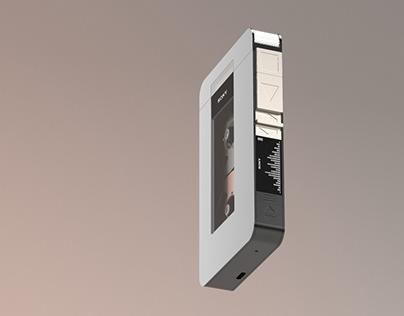 Sony Walkman signature   45th-anniversary concept   