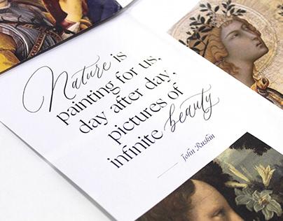 Uffizi's Florilegium | Editorial