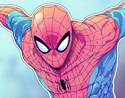 Spider-Man - Print/Poster
