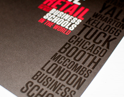 Business School special edition magazine
