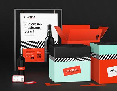 Vinobox Branding