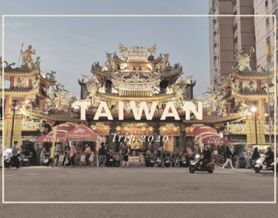 Taiwan trip: Temples and City life album