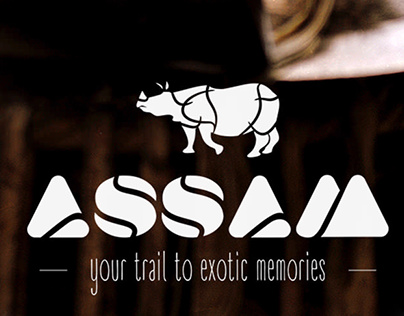Assam Tourism Logo  (Revisited)