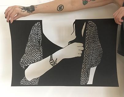 Marina Papercut