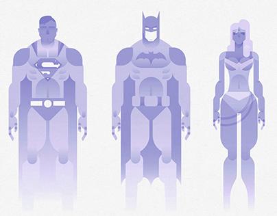 Minimal Justice League