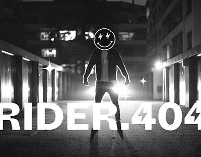 The Rider.404