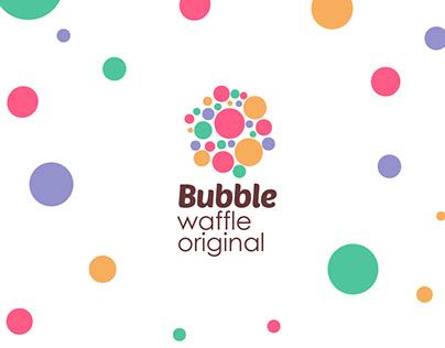 Bubble Waffle Original • Identidade Visual