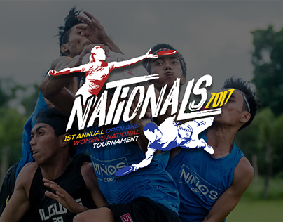 Nationals 2017 logo design