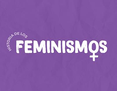 Infografías Feminismos