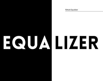 Rótulo Equalizer