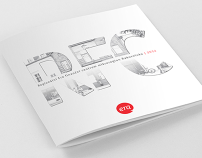 Era - brochure design