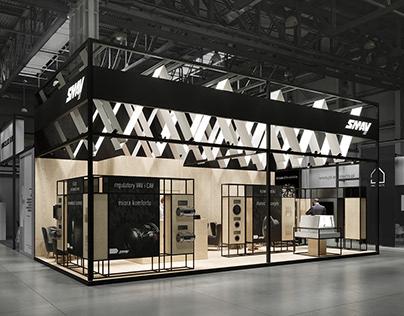 Exhibition stand - SMAY Budma 2020