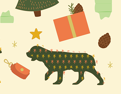 Christmas patterns for RINGO