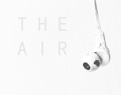 """the air"": a little readymade sculpture"