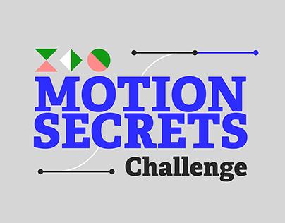 Motion Design Challenge