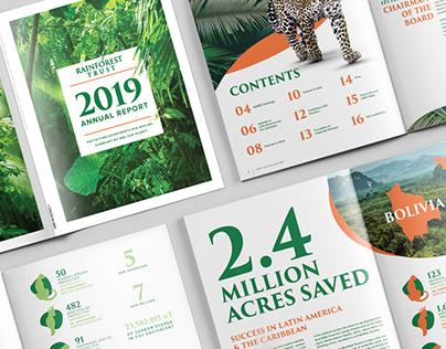 Rainforest Trust (Concept)