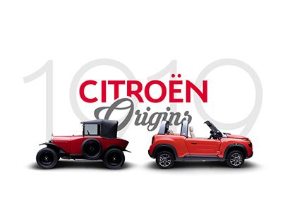 Citroën · Origins