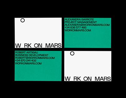 Work on Mars