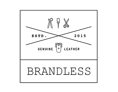 Brandless - Graphic Unit for Logo