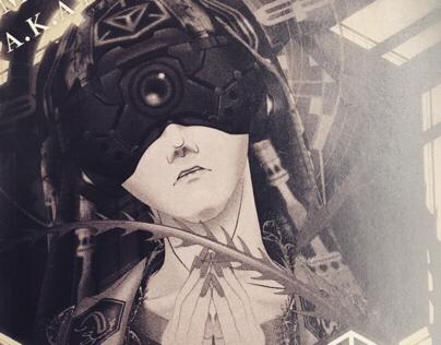 Ingress dossier card 2016,Miho_S original revise ver.