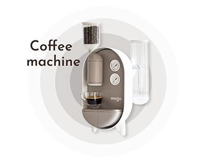 Online store of coffee machines
