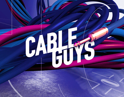 Cable Guys and Wired Opener Titles