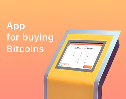 App for buying Bitcoins