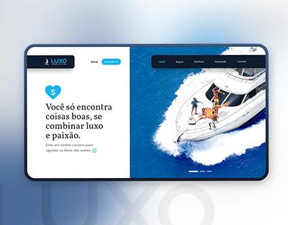 Luxo - UI/UX