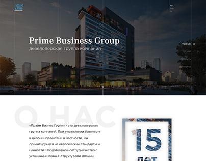 Development company concept design