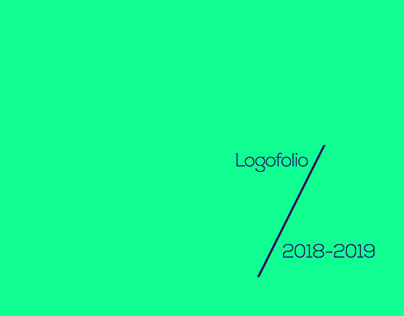 Logofolio – collection of logos and marks