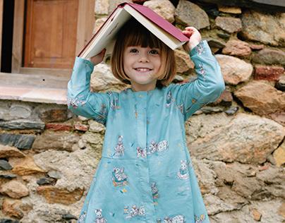 Children Pattern Design AW20 Katia Fabrics