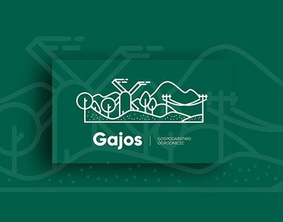 Gajos branding