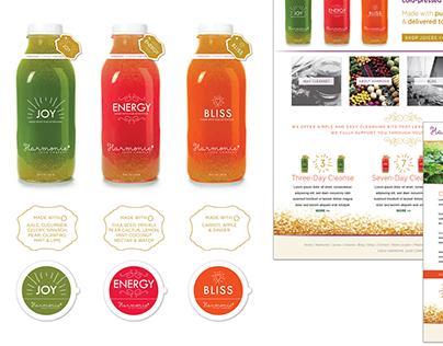 CASE STUDY : Harmonie Juice Company
