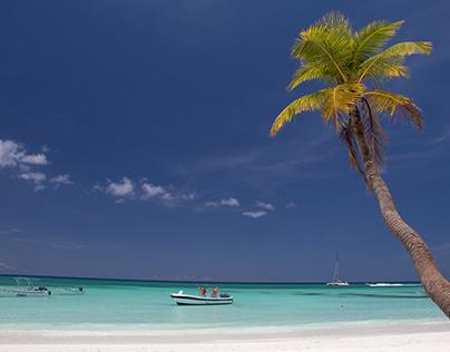 Caribbean Sea Colors