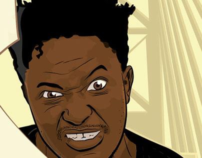 #MADETHIS GTA Illustration - Portrait