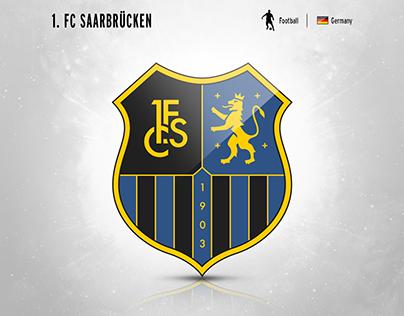 1. FC Saarbrücken | logo redesign