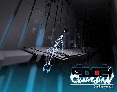 Edge Guardian - Main Character