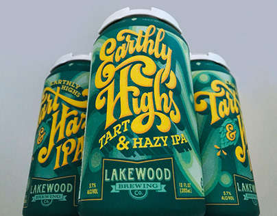 LBC Earthly Highs IPA