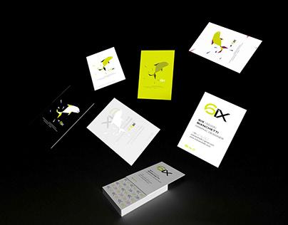 2020 - SIX Bianchetti, personal brand identity