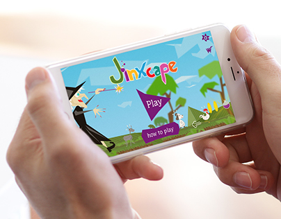 Jinxcape (Mobile Game)