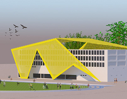 Final year project Sport Complex for Disabled Athletes